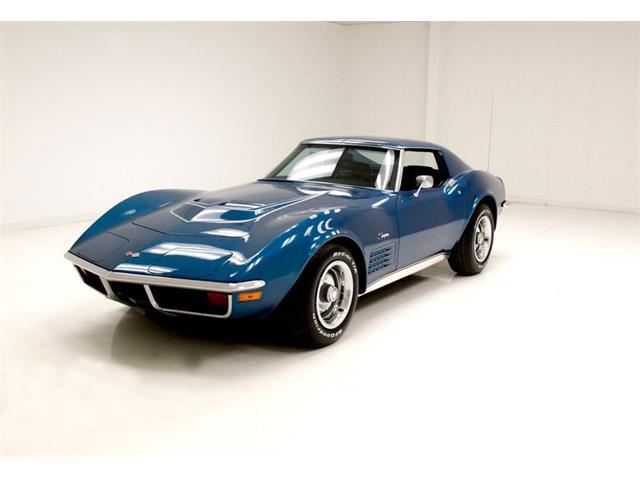 1972 Chevrolet Corvette (CC-1470424) for sale in Morgantown, Pennsylvania