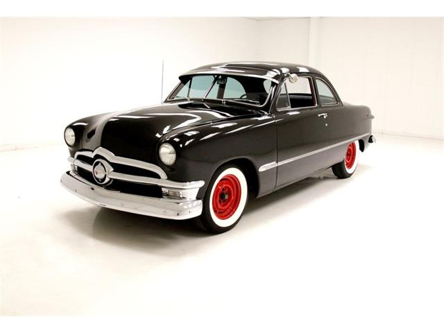 1951 Ford Custom (CC-1470427) for sale in Morgantown, Pennsylvania