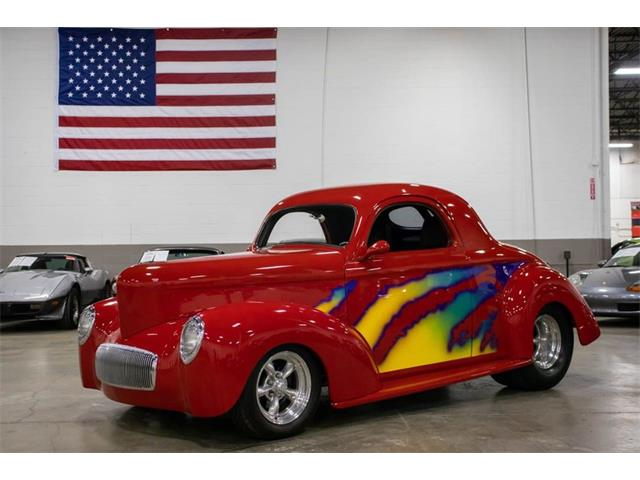 1941 Willys Coupe (CC-1470434) for sale in Kentwood, Michigan