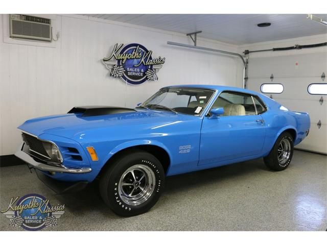 1970 Ford Mustang (CC-1474343) for sale in Stratford, Wisconsin