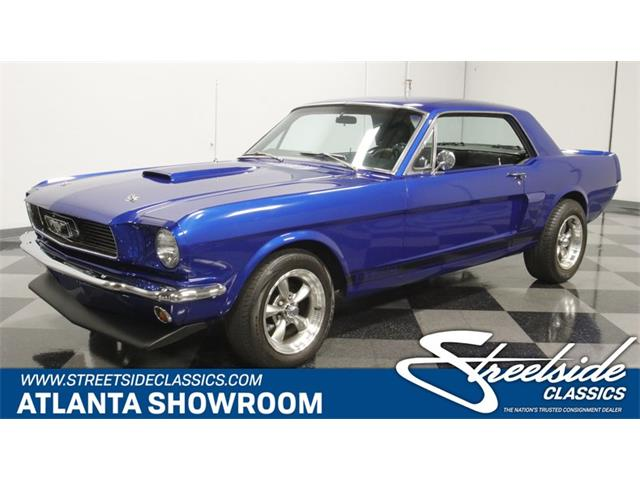 1966 Ford Mustang (CC-1470435) for sale in Lithia Springs, Georgia