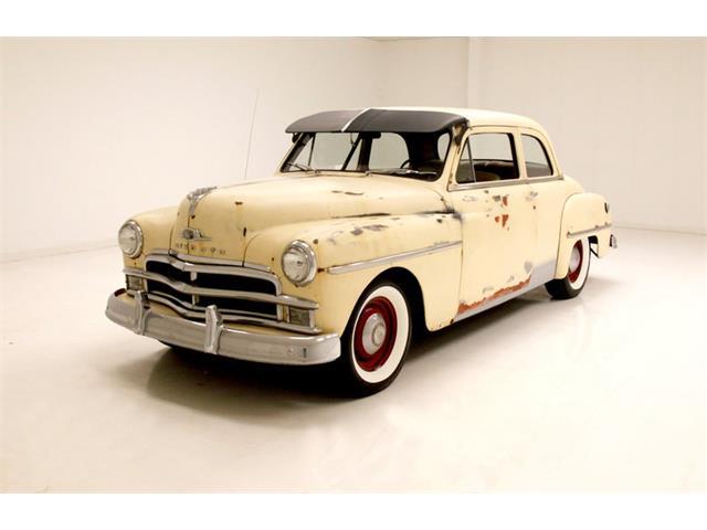 1950 Plymouth Deluxe (CC-1470436) for sale in Morgantown, Pennsylvania