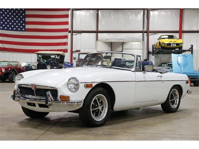 1974 MG MGB (CC-1470438) for sale in Kentwood, Michigan
