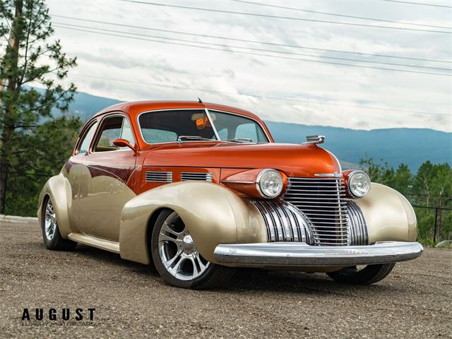1940 Cadillac Series 62 (CC-1474405) for sale in Kelowna, British Columbia