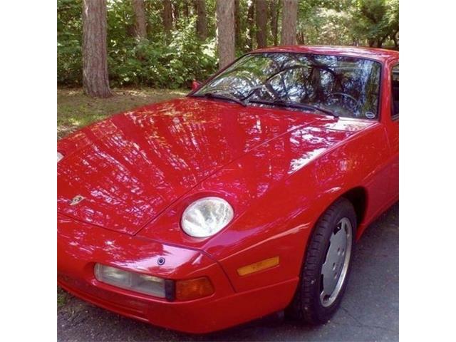 1987 Porsche 928 (CC-1474411) for sale in Cadillac, Michigan