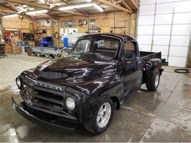1955 Studebaker Pickup (CC-1474415) for sale in Cadillac, Michigan