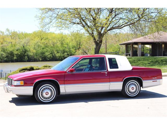 1992 Cadillac Coupe (CC-1474424) for sale in Alsip, Illinois