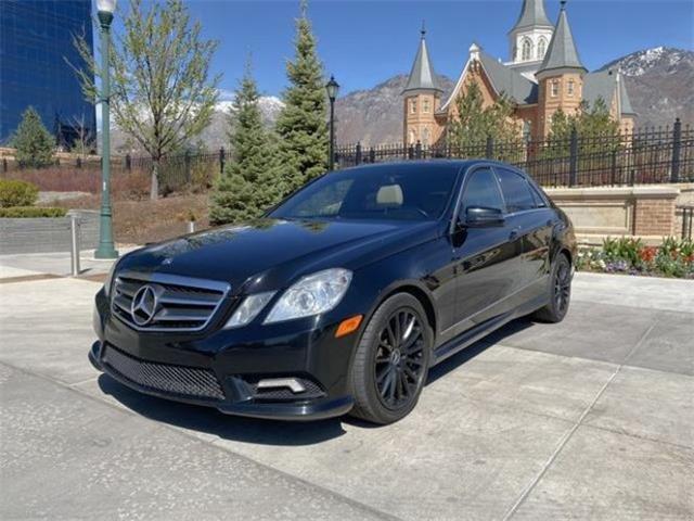 2011 Mercedes-Benz E350 (CC-1474437) for sale in Cadillac, Michigan
