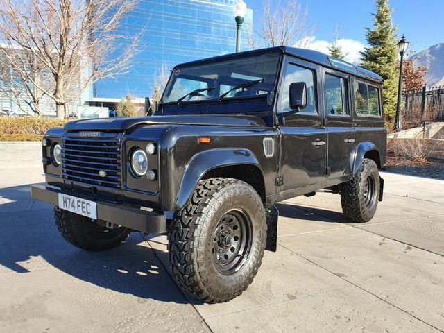 1991 Land Rover Defender (CC-1474448) for sale in Cadillac, Michigan