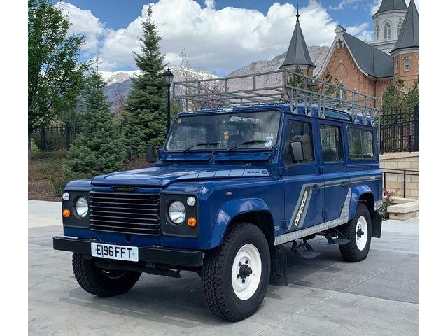 1988 Land Rover Defender (CC-1474449) for sale in Cadillac, Michigan