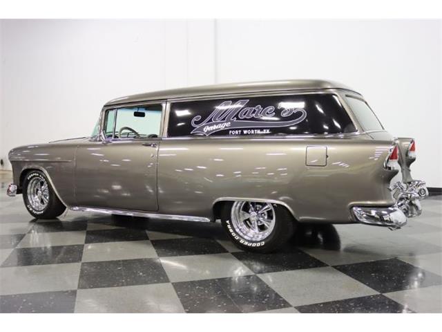 1955 Chevrolet Sedan Delivery (CC-1474451) for sale in Cadillac, Michigan