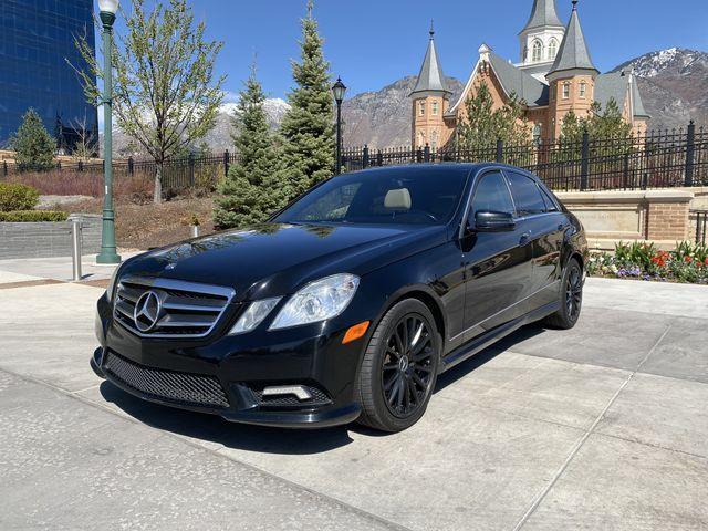 2011 Mercedes-Benz E350 (CC-1474459) for sale in Cadillac, Michigan