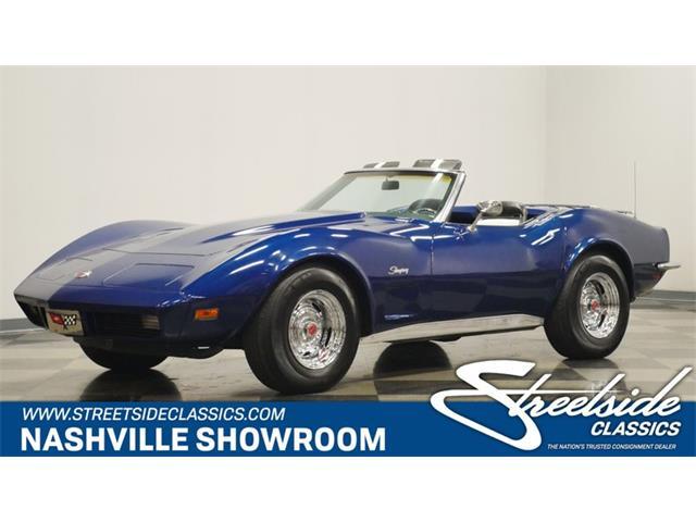 1973 Chevrolet Corvette (CC-1470447) for sale in Lavergne, Tennessee
