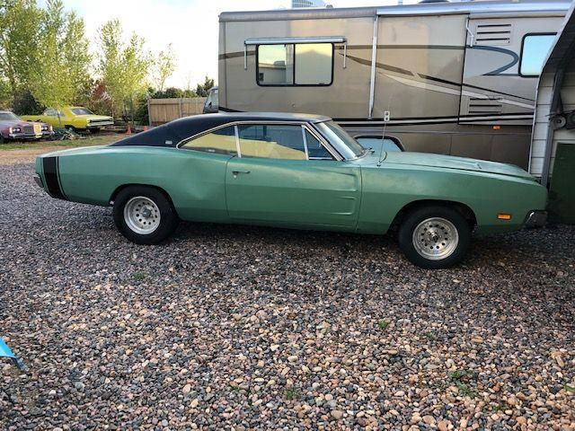 1969 Dodge Charger (CC-1474486) for sale in Cadillac, Michigan