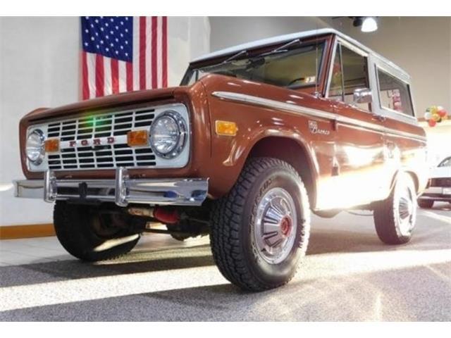 1977 Ford Bronco (CC-1474487) for sale in Cadillac, Michigan