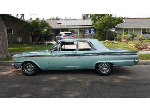 1963 Ford Fairlane 500 (CC-1474499) for sale in Cadillac, Michigan
