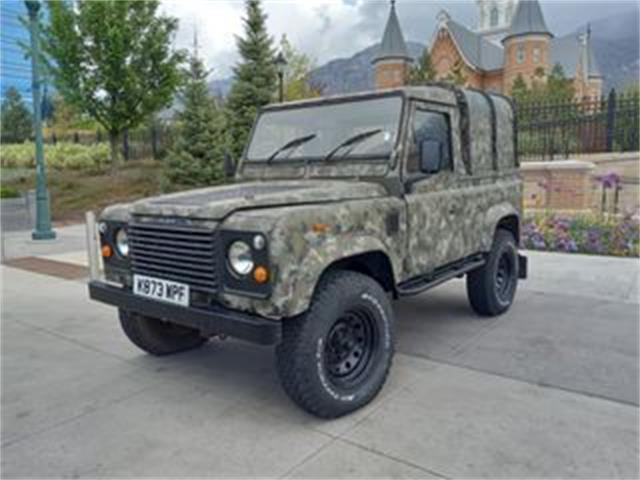 1980 Land Rover Defender (CC-1474505) for sale in Cadillac, Michigan