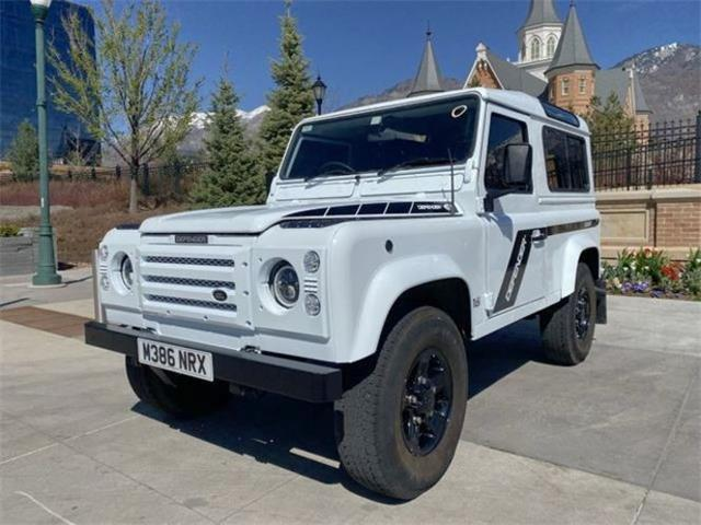 1994 Land Rover Defender (CC-1474508) for sale in Cadillac, Michigan