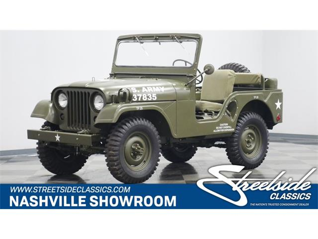 1952 Willys Jeep (CC-1470451) for sale in Lavergne, Tennessee