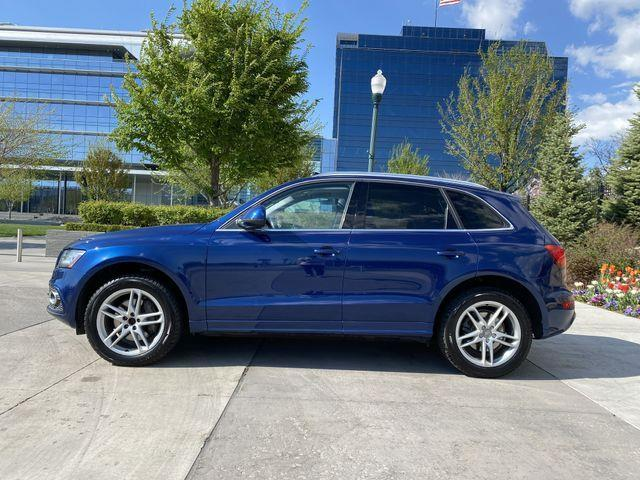 2013 Audi Q5 (CC-1474510) for sale in Cadillac, Michigan