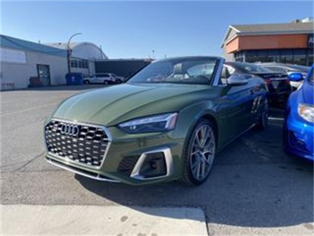 2020 Audi S5 (CC-1474511) for sale in Cadillac, Michigan