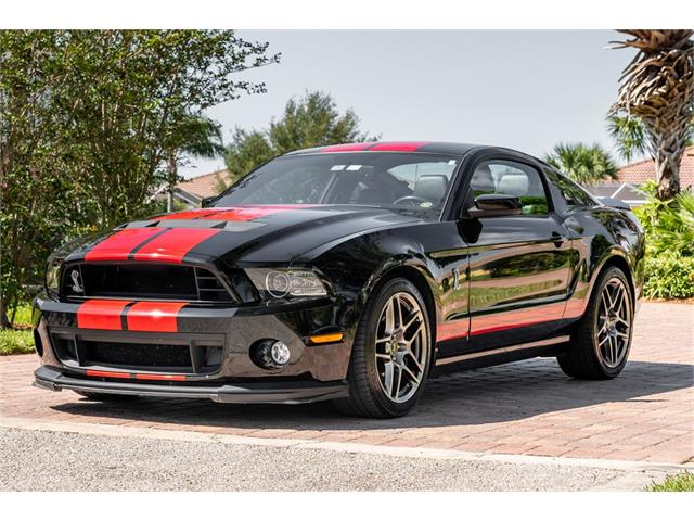 2013 Shelby GT500 (CC-1474514) for sale in Venice, Florida