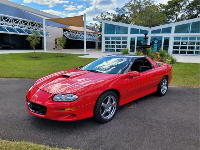 2000 Chevrolet Camaro (CC-1474541) for sale in Palmetto, Florida