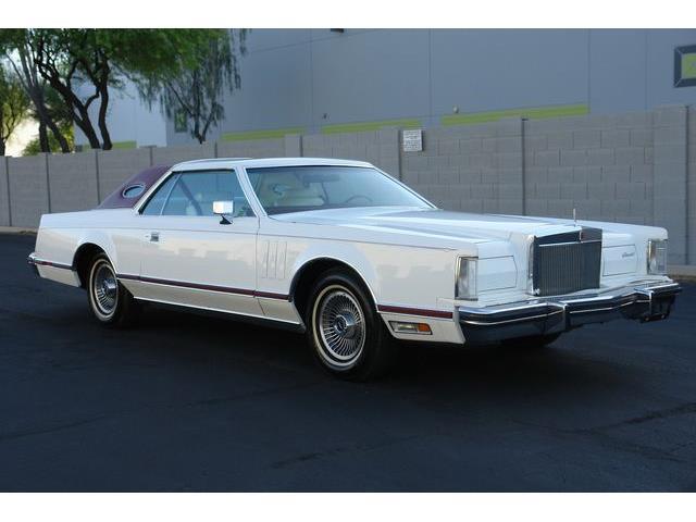 1979 Lincoln Continental (CC-1474571) for sale in Phoenix, Arizona