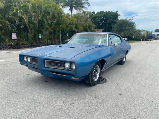 1968 Pontiac GTO (CC-1474581) for sale in Delray Beach, Florida