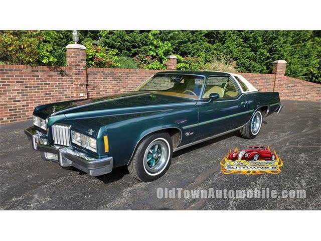 1977 Pontiac Grand Prix (CC-1474607) for sale in Huntingtown, Maryland
