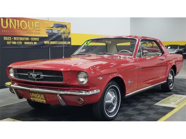 1965 Ford Mustang (CC-1470461) for sale in Mankato, Minnesota