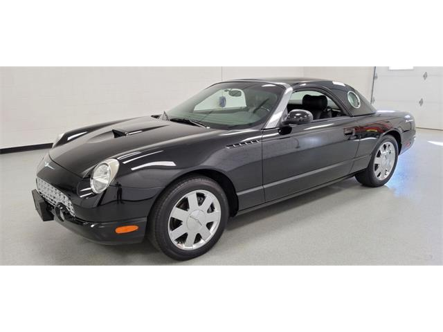 2002 Ford Thunderbird (CC-1474626) for sale in Watertown, Wisconsin