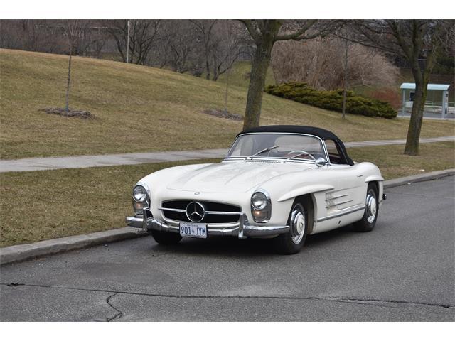 1957 Mercedes-Benz 300SL (CC-1474644) for sale in ASTORIA, New York