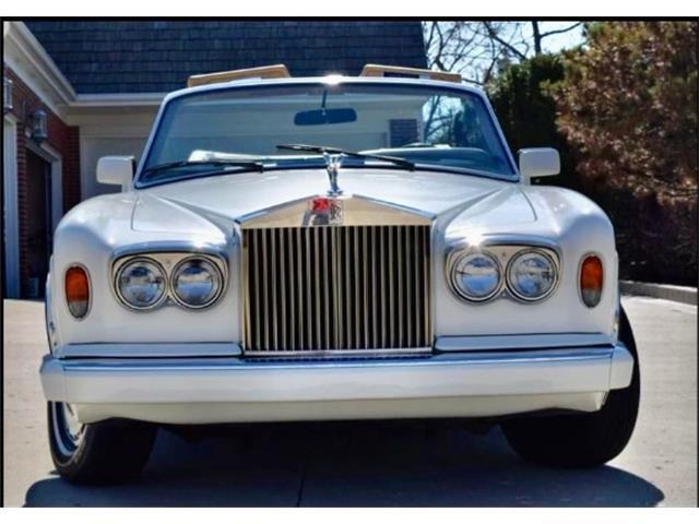 1987 Rolls-Royce Corniche II (CC-1470466) for sale in Beverly Hills, California