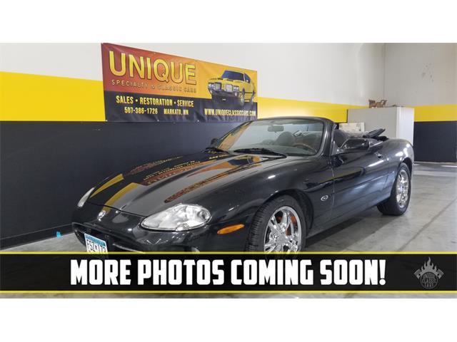 1997 Jaguar XK8 (CC-1470467) for sale in Mankato, Minnesota