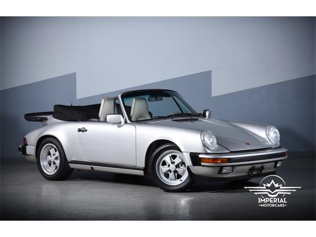1989 Porsche 911 (CC-1474676) for sale in New Hyde Park, New York