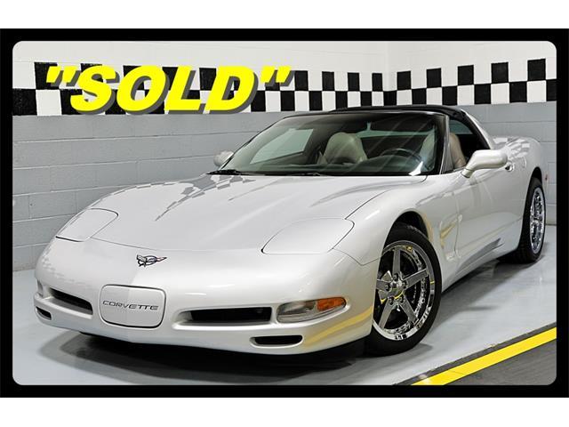 1997 Chevrolet Corvette (CC-1474683) for sale in Old Forge, Pennsylvania