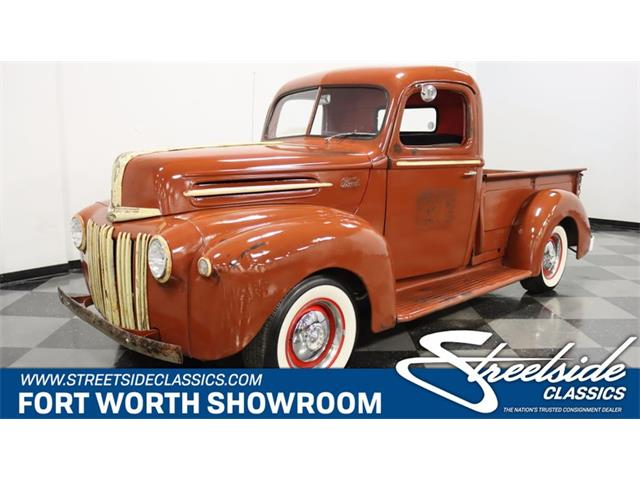 1946 Ford 3-Window Coupe (CC-1474704) for sale in Ft Worth, Texas