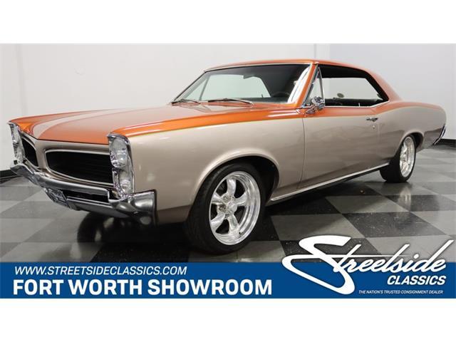 1966 Pontiac LeMans (CC-1474728) for sale in Ft Worth, Texas