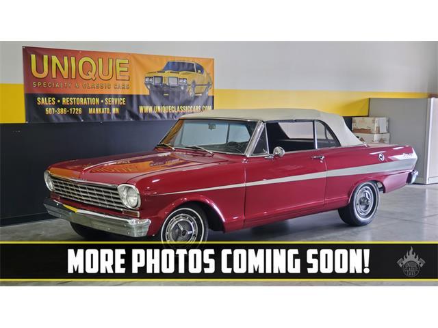 1963 Chevrolet Nova (CC-1470475) for sale in Mankato, Minnesota