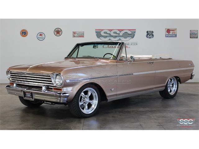 1963 Chevrolet Nova (CC-1474758) for sale in Fairfield, California