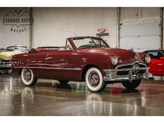 1950 Ford Custom (CC-1470477) for sale in Grand Rapids, Michigan