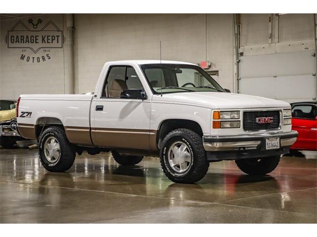 1997 GMC Sierra 1500 (CC-1470478) for sale in Grand Rapids, Michigan