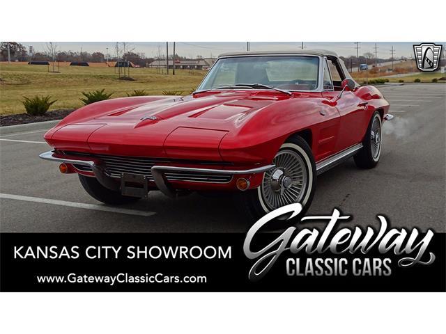 1964 Chevrolet Corvette (CC-1474784) for sale in O'Fallon, Illinois