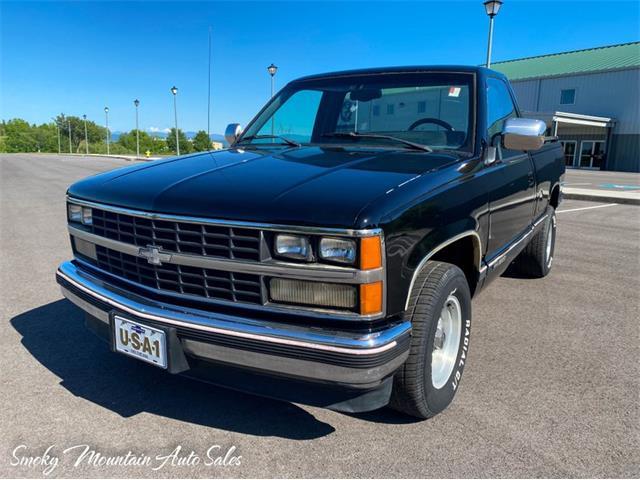 1988 Chevrolet C/K 1500 (CC-1474790) for sale in Lenoir City, Tennessee