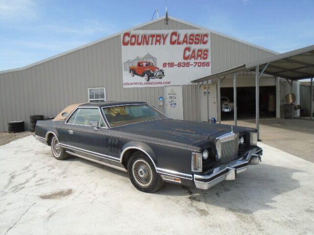 1977 Lincoln Mark V (CC-1474802) for sale in Staunton, Illinois