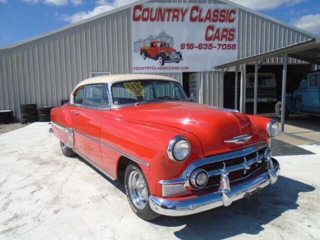 1953 Chevrolet Bel Air (CC-1474804) for sale in Staunton, Illinois