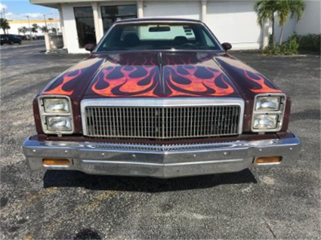 1977 Chevrolet El Camino (CC-1474829) for sale in Miami, Florida