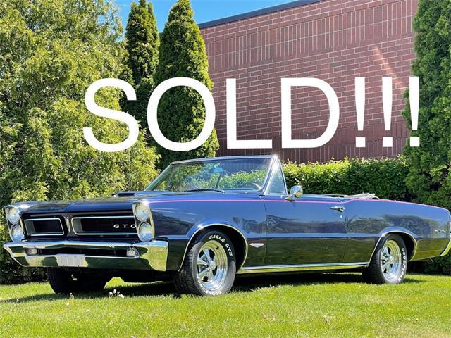 1965 Pontiac LeMans (CC-1474830) for sale in Geneva, Illinois