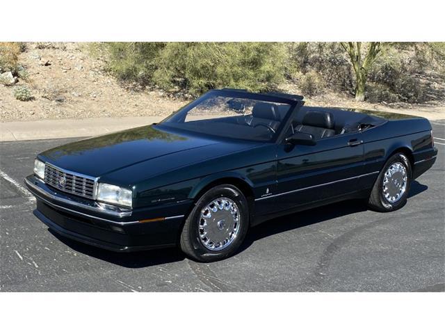 1993 Cadillac Allante (CC-1474852) for sale in Phoenix, Arizona